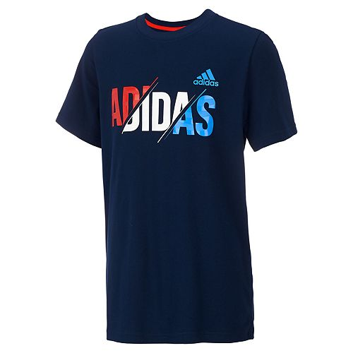 Boys 4-7x adidas USA Graphic Tee