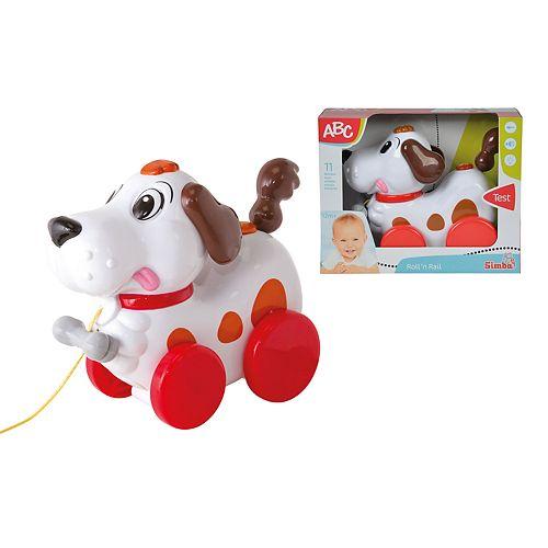 Simba ABC Pull Along Dog