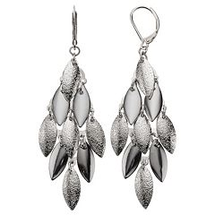 Simply Vera Vera Wang Kite Drop Earrings