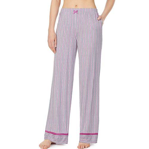 Women's Layla Contrast Trim Pajama Pants