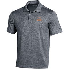 Men's Under Armour Auburn Tigers Heathered Polo