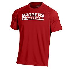 Men's Under Armour Wisconsin Badgers Tech Tee