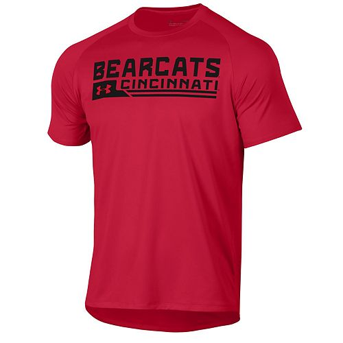 Men's Under Armour Cincinnati Bearcats Tech Tee