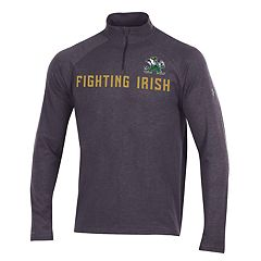 Men's Under Armour Notre Dame Fighting Irish Charged Pullover