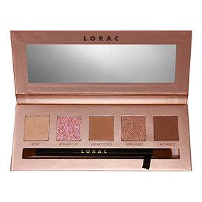 LORAC Unzipped Unfiltered Eyeshadow Palette