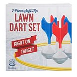 Wembley 7-piece Soft Tip Lawn Dart Set