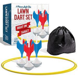 Wembley 7-piece Soft Tip Lawn Dart Set