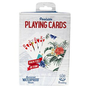 Wembley Jumbo Playing Cards