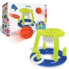 Wembley Basketball Ring Toss Pool Float Game