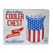 Wembley Stars and Stripes Cooler Chest