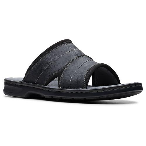 Clarks Malone Easy Men's Slide Sandals