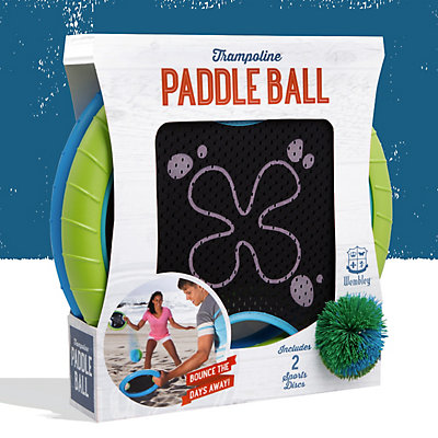Wembley Trampoline Paddle Ball