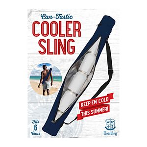 Wembley Can-Tastic Cooler Sling
