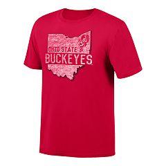 5272dbad997d93 Men s Ohio State Buckeyes State Tee