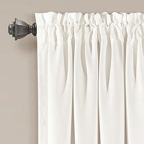 Lush Decor 2-pack April Room Darkening Window Curtains - 52'' x 84''