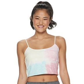 Juniors' SO® Cropped Cami