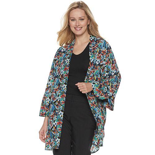 Women's Apt. 9® Mid-Length Kimono