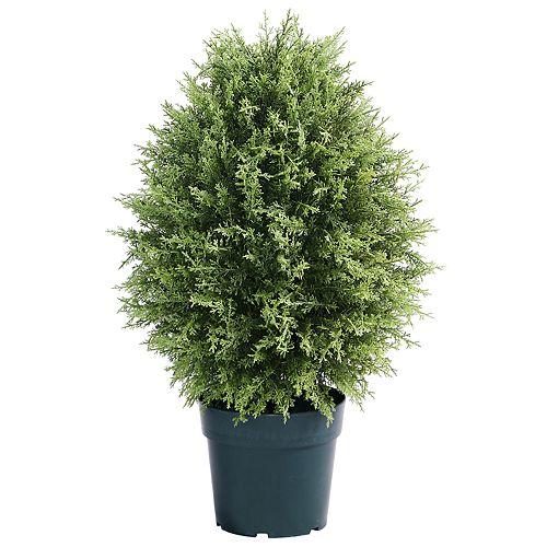 "National Christmas Tree Company 30"" Artificial Cypress Tree"