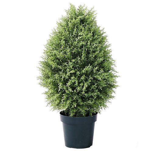 "National Christmas Tree Company 36"" Artificial Cypress Tree"