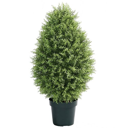 "National Christmas Tree Company 40"" Artificial Cypress Tree"