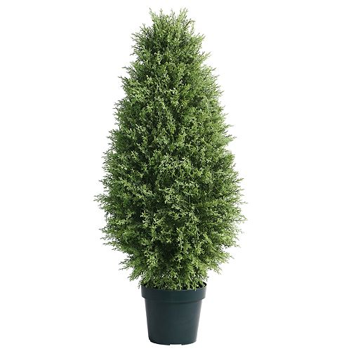 "National Christmas Tree Company 48"" Artificial Cypress Tree"