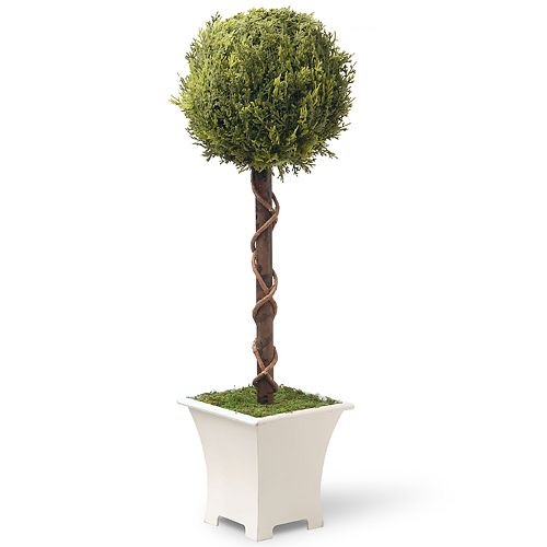 "National Christmas Tree Company 30"" Artificial Topiary Tree"