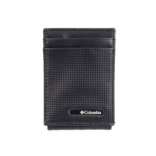 Men's Columbia Wide Security Wallet