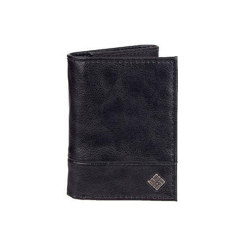 Men's Columbia Security Trifold Wallet