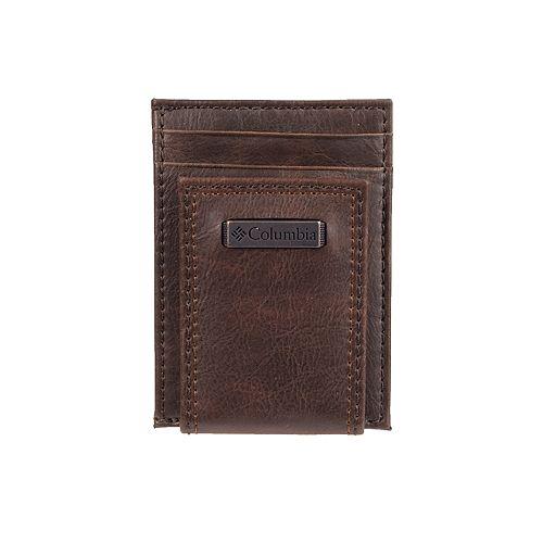 Men's Columbia Security Wallet