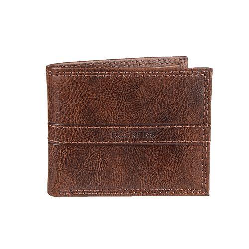 Men's Dockers® RFID Slimfold Wallet