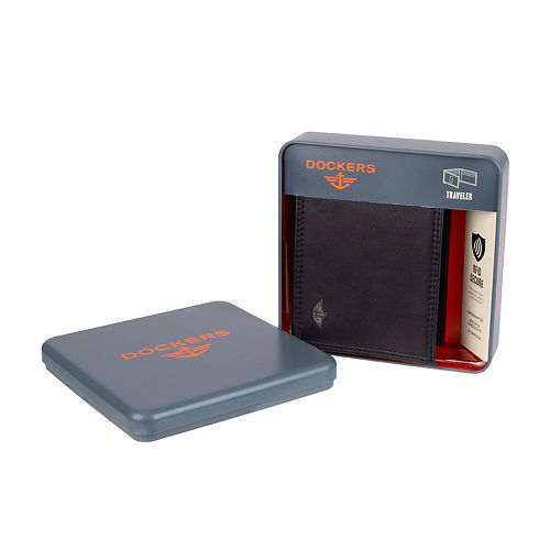 Men's Dockers® RFID Traveler Wallet