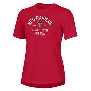 Women's Under Armour Texas Tech Red Raiders Performance Tee
