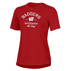 Women's Under Armour Wisconsin Badgers Performance Tee