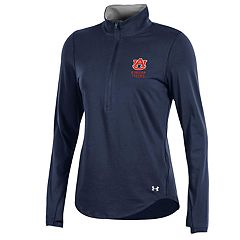 Women's Under Armour Auburn Tigers Charged Pullover