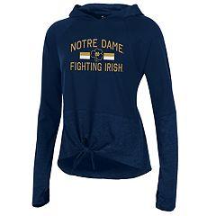Women's Under Armour Notre Dame Fighting Irish Training Camp Hoodie