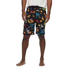 Men's Space Jam Pajama Shorts
