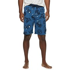 Men's Avengers Pajama Shorts