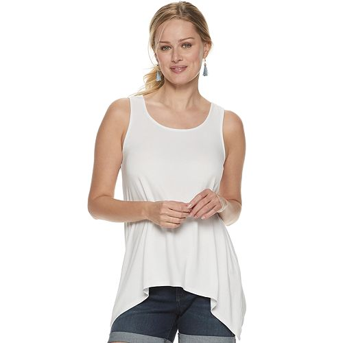 Women's Apt. 9® Twist Tank