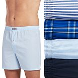Men's Jockey® 4-pack ActiveBlend® Woven Boxers