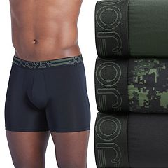 Men's Jockey® 3-Pack ActiveMicro Boxer Briefs