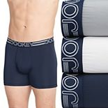 Men's Jockey® 3-Pack ActiveMicro Boxer Briefs