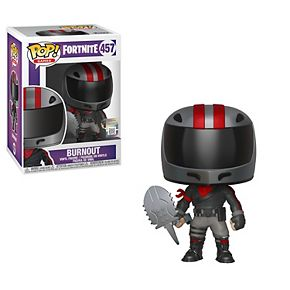Funko Pop Games Fortnite S2 - Burn Out