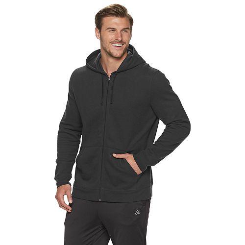 Big & Tall Tek Gear Ultra Soft Fleece Full-Zip Hoodie