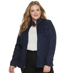5575903ba491a Womens Blue Midweight Coats   Jackets - Outerwear