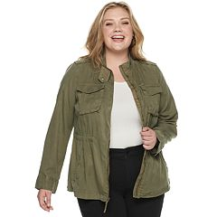 7411306fd29 Plus Size Coats   Jackets