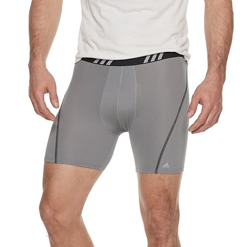 Men's adidas Performance Mesh Graphic 2-Pack Boxer Briefs