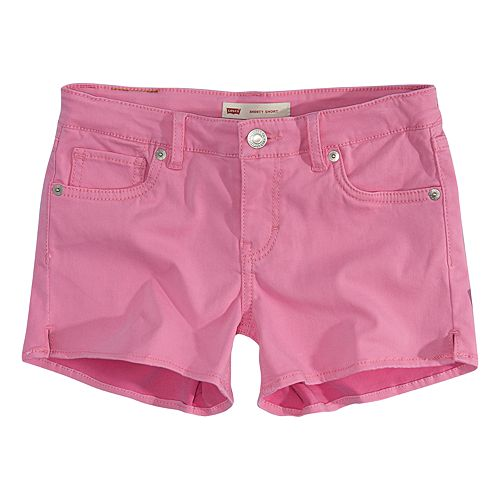 Girls 7-16 Levi's Shortie Shorts