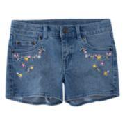 Girls 7-16 Levi's® Jean Shorts