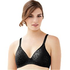 Glamorise Bra: 'The Perfect A' Padded Seamless Wire Free Bra 3010