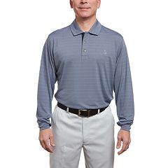 Men's Pebble Beach Striped Polo